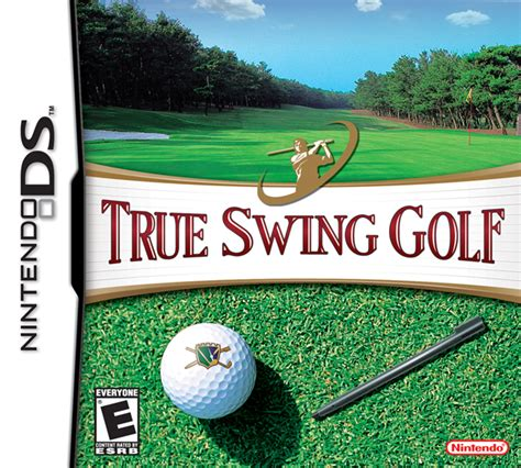 True Swing Golf Ds Game