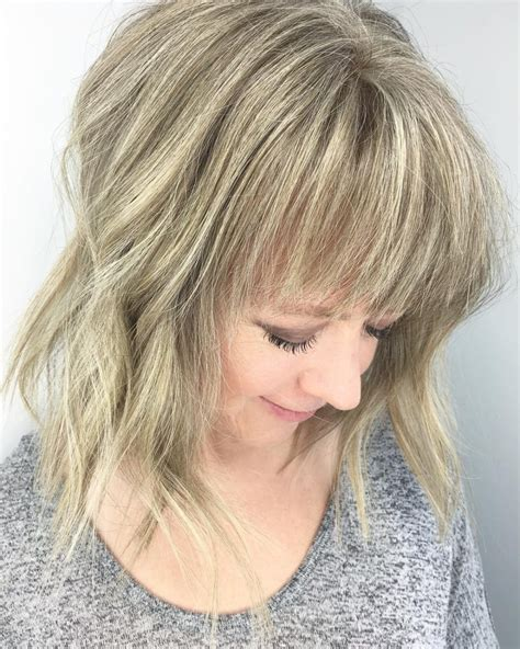 edgy haircuts ottawa 23 chic choppy bangs for women that are popular for 2018
