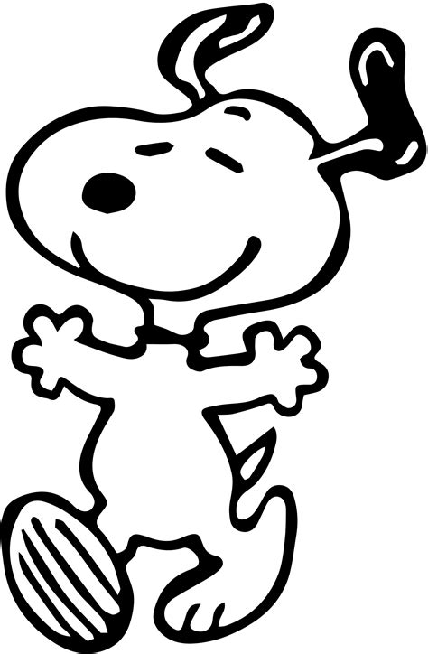 what type of is snoopy geekcals snoopy decal design your space