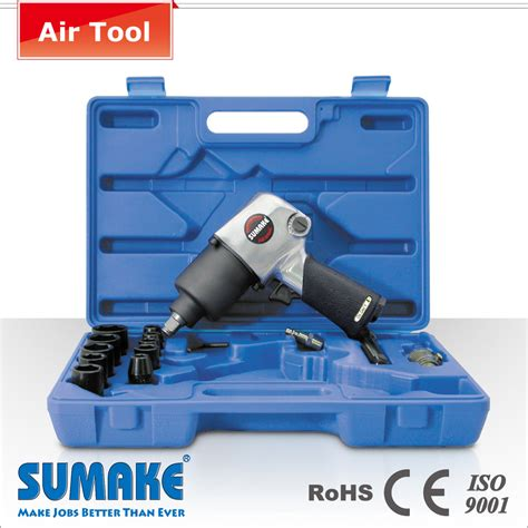 St 0031 1 2 Air Impact 1 2 quot heavy duty impact wrench kit hammer