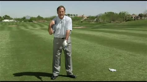 level shoulder turn golf swing keep it level backswing drill begin better golf