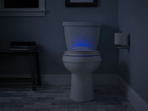 transition toilet seat transitions nightlight toilet seat k 2599 kohler