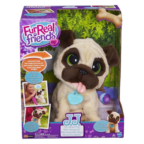 furreal friends pug furreal friends mijn springende mopshond