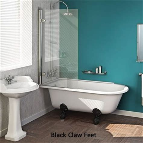 Shower For Roll Top Bath by Clearwater Kensington Freestanding Bath Left Http