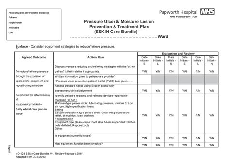 what is the sskin care bundle features nursing times