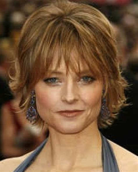 hair styles for the over 50s heavily layered into the neck women 50 years of age haircut new medium hair picture