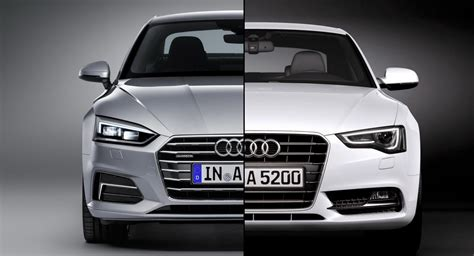 Compare Audi A4 And A5 by Audi A5 Vs S5 Autos Post