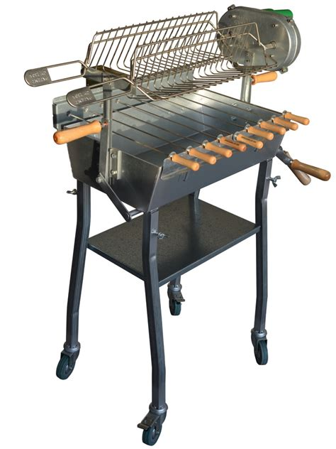 Automatic Grill by Automatic Bbq System 50cm Buy Bbq Grills In