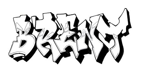 graffitie graffiti font creator