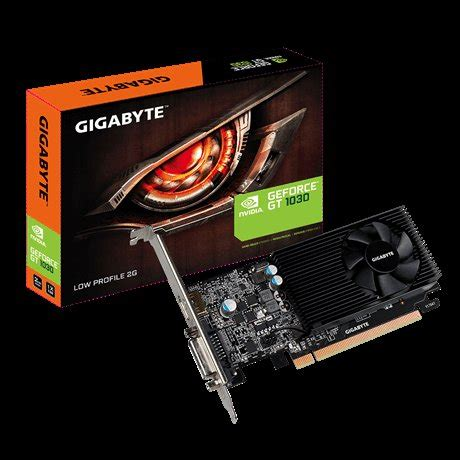 Gigabyte Gv N1030d5 2gl vga gigabyte gv n1030d5 2gl gt 1030 low profile 2g