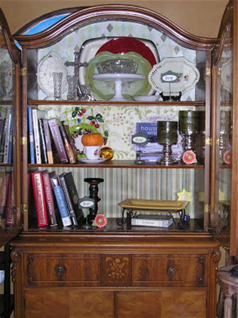 let s take the china out of china cabinet rizzo - What To Put In A China Cabinet Besides China