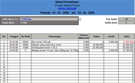 format excel hutang piutang exact excel for accounting akuntansi excel