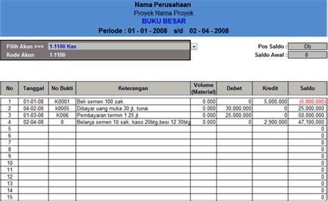 format buku besar xls download program akuntansi excel free heroletitbit