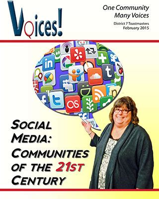 the voice of pensioners february 2015 calendar district 7 toastmasters