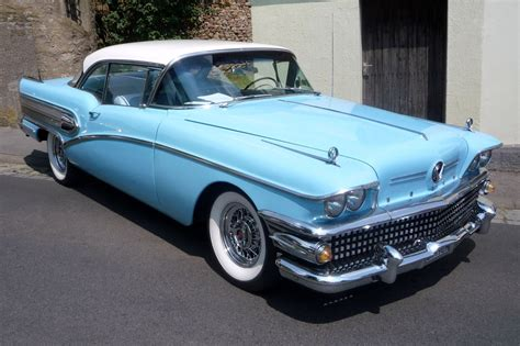 1958 buick special 1958 buick special information and photos momentcar