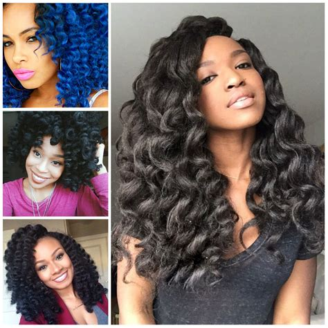 Braid Hairstyles For Black 2016 by Crochet Braids Hairstyle Ideas For Black 2016 2017