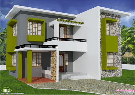 2925 square feet flat roof home kerala home design and 1700 sq feet flat roof home design a place to call home