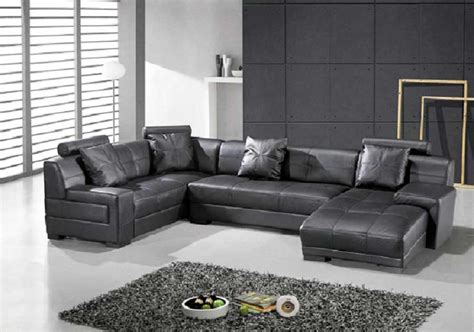 Black Sectional Leather Sofa High Resolution Sectional Sofas Black 12 3 Leather Sectional Sofa Smalltowndjs