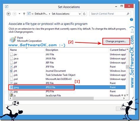 How to set in Windows 8.1 / 10 associations for file type ... File Type Associations In Windows 10