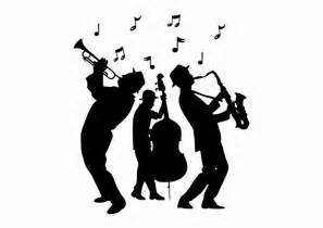 Craft Rooms On Pinterest - jazz band silhouette google search new orleans poster pinterest jazz band silhouettes