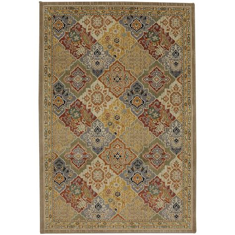 Mohawk Home Johnson Pumpkin 9 Ft 6 In X 12 Ft 11 In 6 X 12 Area Rug