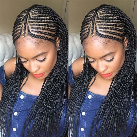 25 fulani braids to copy this summer stayglam