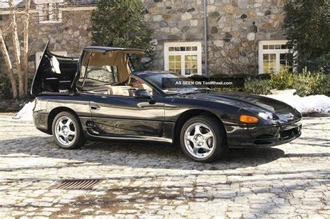 mitsubishi 3000gt vr 4 1996 mitsubishi 3000gt spyder vr 4 convertible 2 door