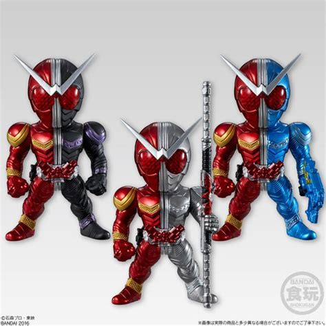 Set Ffr Kamen Masked Rider converge kamen rider w max edition and ffr w sets revealed tokunation