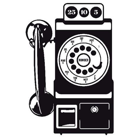 telefono cabina telefonica vinilo decorativo cabina telef 243 nica
