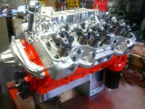 1962 63 chevy quot 409 427 quot s matching quot remanufactured