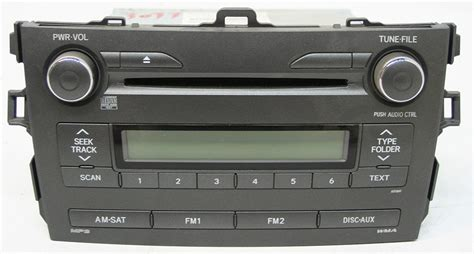 format factory audio cd to mp3 toyota corolla 2009 2010 factory am fm stereo mp3 cd