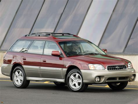 2000 subaru outback specs wallpapers of subaru outback h6 3 0 us spec 2000 03