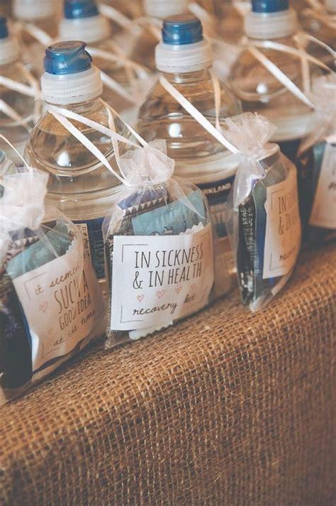 diy budget friendly wedding favors  guests