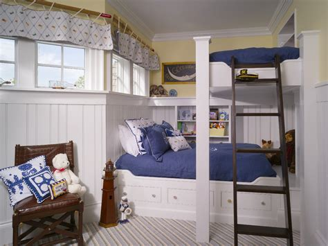 kids l shaped l shaped beds kids farmhouse with bookshelves built in bed