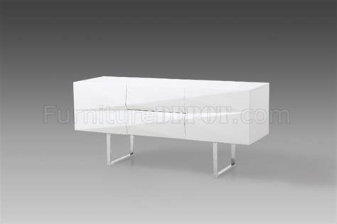camila buffet in white by at home usa