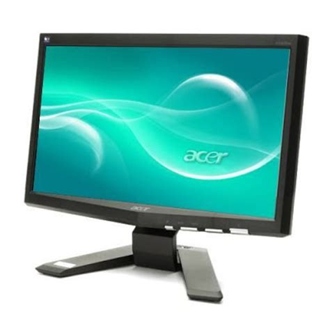Monitor Acer X163w acer x163w 15 6 inch lcd monitor price features
