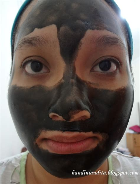 Shiseido Naturgo Mask review shiseido naturgo mud mask handini audita