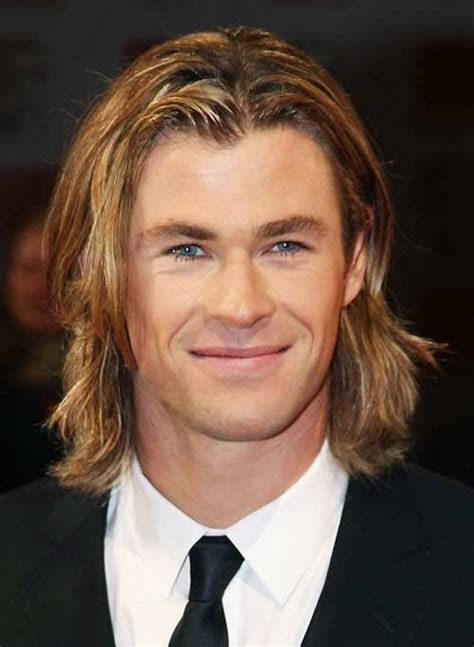 men with blonde hairstyles for thin hair 25 long haircuts for guys mens hairstyles 2018