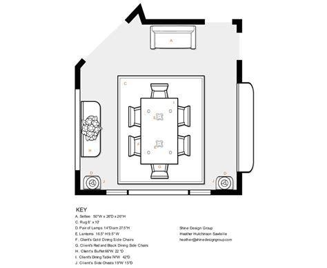 Dining Room Floor Plans Design Plans Shine Design