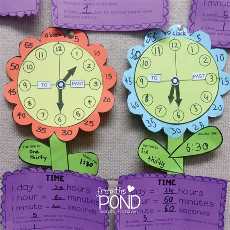 flower clock template 268 best clock images on creative drawings
