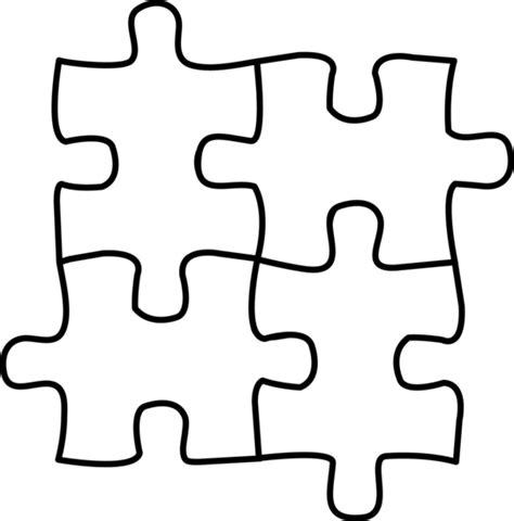 printable autism puzzle piece puzzle clip art interlocking powerpoint clipart panda