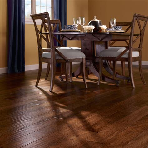 Mannington Mayan Pecan Hardwood Flooring