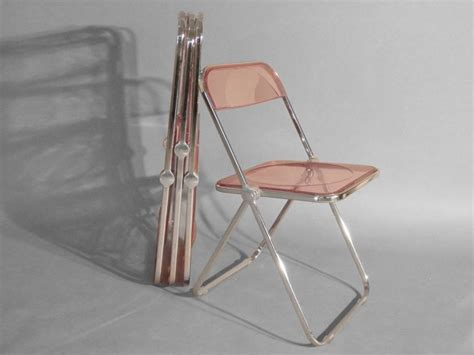 colorful folding chairs colorful lucite folding chairs design homesfeed