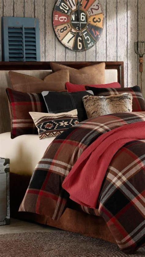 rustic grand canyon bedding log cabin bedding king set