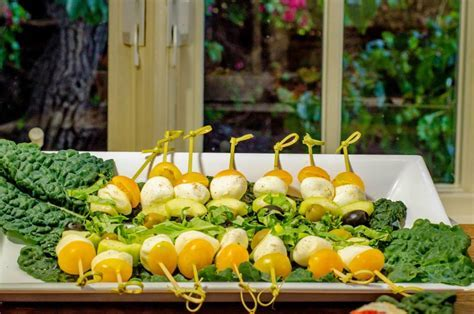 Hors d'oeuvres   Cocktail Party   The Burbank Caterers