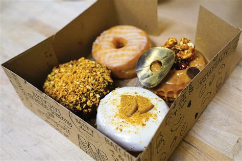 the salty um student entrepreneur finds sweet success in doughnut business the miami hurricane
