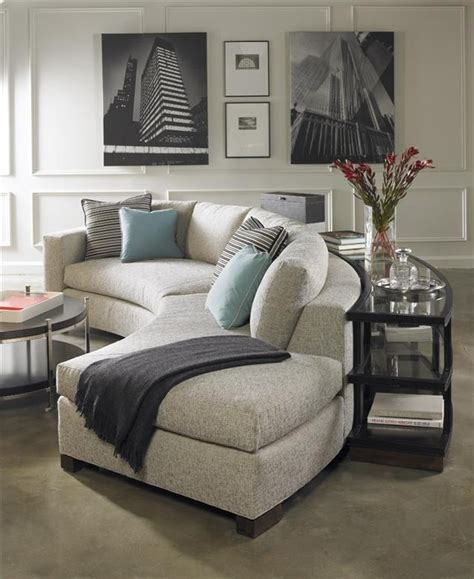 Sofa Or Sectional by How To Find The Place For Your Curved Sofa Or