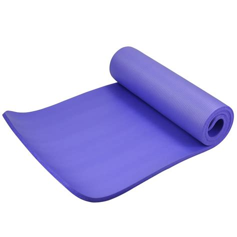 Boxing Mats by Exercise Mat Boxing Fitness Pilates Non Slip Surface Purple B6x9