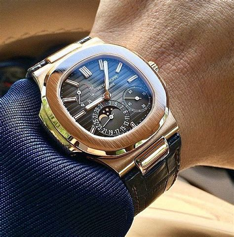 Patek Philippe G488 Leather Brrg patek philippe nautilus 5712r watches