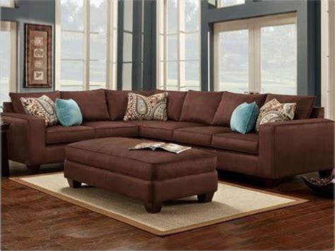 nice sectional sofas nice brown sectional sofa make a house a home pinterest